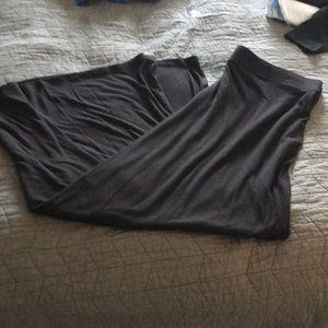 Black Maurice's Maxi Skirt